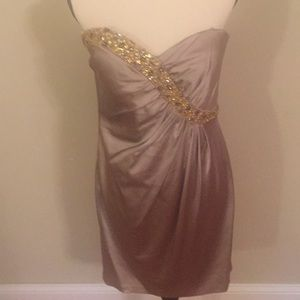 Maggy LONDON formal dress with sequins 10